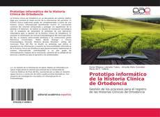 Обложка Prototipo informático de la Historia Clínica de Ortodoncia
