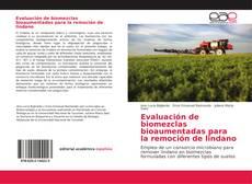 Portada del libro de Evaluación de biomezclas bioaumentadas para la remoción de lindano
