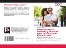 Copertina di Infraestructura hotelera y servicios para personas con discapacidad