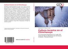 Capa do livro de Cultura Incasica en el Chinchasuyo