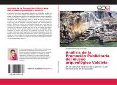 Análisis de la Promoción Publicitaria del museo arqueológico Valdivia kitap kapağı
