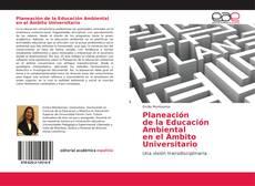 Copertina di Planeación de la Educación Ambiental en el Ámbito Universitario