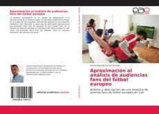 Portada del libro de Aproximación al análisis de audiencias fans del fútbol europeo