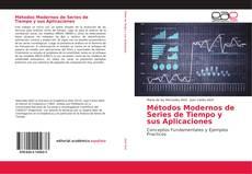 Portada del libro de Métodos Modernos de Series de Tiempo y sus Aplicaciones