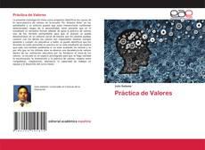 Capa do livro de Práctica de Valores