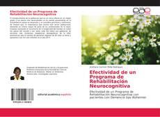 Portada del libro de Efectividad de un Programa de Rehabilitación Neurocognitiva