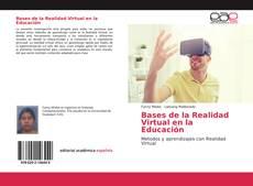 Capa do livro de Bases de la Realidad Virtual en la Educación