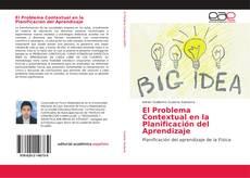 Bookcover of El Problema Contextual en la Planificación del Aprendizaje