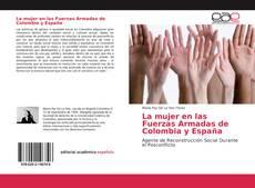 La mujer en las Fuerzas Armadas de Colombia y España kitap kapağı