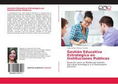 Borítókép a  Gestión Educativa Estratégica en Instituciones Públicas - hoz