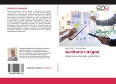 Portada del libro de Auditoria Integral