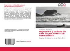 Portada del libro de Depresión y calidad de vida en pacientes con hemodiálisis