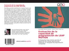Обложка Evaluación de la capacidad de programación de LEAP MOTION