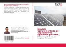 Servicio Complementario de Capacidad de Operación por Islas的封面