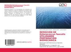 Обложка REMOCIÓN DE Enterococcus faecalis UTILIZANDO PREPARACIÓN BIOMECÁNICA