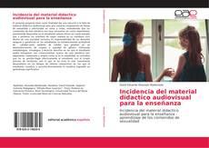 Capa do livro de Incidencia del material didactico audiovisual para la enseñanza