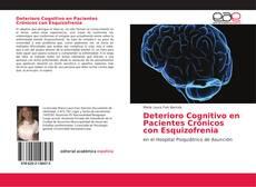Deterioro Cognitivo en Pacientes Crónicos con Esquizofrenia的封面