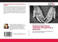 Borítókép a  Representaciones sociales del género y pobreza - hoz