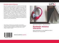 Bookcover of Panteón músico literario