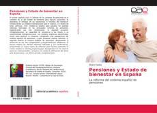 Pensiones y Estado de bienestar en España的封面