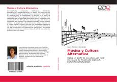 Capa do livro de Música y Cultura Alternativa
