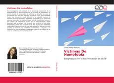 Víctimas De Homofobia kitap kapağı