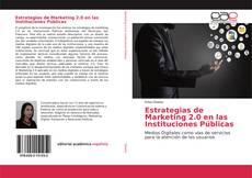 Bookcover of Estrategias de Marketing 2.0 en las Instituciones Públicas