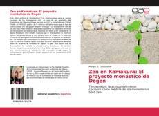 Capa do livro de Zen en Kamakura: El proyecto monástico de Dōgen