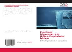 Portada del libro de Funciones trigonométricas finitas. Propiedades básicas
