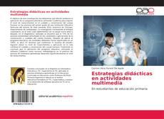 Buchcover von Estrategias didácticas en actividades multimedia