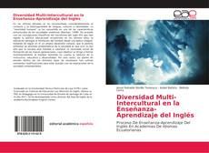 Portada del libro de Diversidad Multi-Intercultural en la Enseñanza-Aprendizaje del Inglés