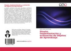 Buchcover von Diseño, Implementación y evaluación de Objetos de Aprendizaje