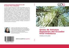 Unión de Artistas Populares del Ecuador filial Imbabura kitap kapağı