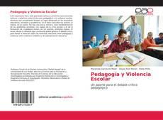 Обложка Pedagogía y Violencia Escolar