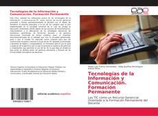 Copertina di Tecnologías de la Información y Comunicación. Formación Permanente