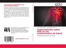 Borítókép a  Conocimientos sobre RCP en los profesionales de Salud - hoz