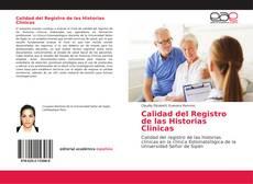Copertina di Calidad del Registro de las Historias Clinicas