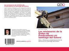 Обложка Los misioneros de la Orden de Predicadores en Santiago del Estero