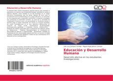Обложка Educación y Desarrollo Humano
