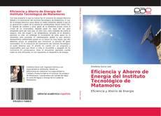 Portada del libro de Eficiencia y Ahorro de Energía del Instituto Tecnológico de Matamoros