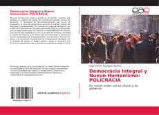 Portada del libro de Democracia Integral y Nuevo Humanismo: POLICRACIA