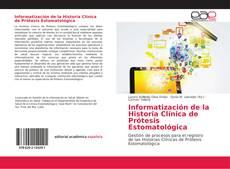 Обложка Informatización de la Historia Clínica de Prótesis Estomatológica