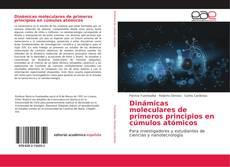 Bookcover of Dinámicas moleculares de primeros principios en cúmulos atómicos