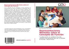 Bookcover of Representaciones Mentales sobre el Concepto de Función