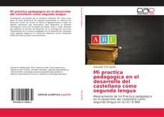 Mi practica pedagogica en el desarrollo del castellano como segunda lengua的封面