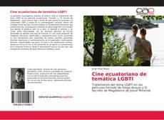 Bookcover of Cine ecuatoriano de temática LGBTI