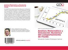 Portada del libro de Análisis Matemático y Simulación Numérica del comportamiento de Fluido