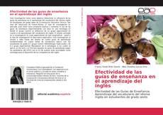 Portada del libro de Efectividad de las guías de enseñanza en el aprendizaje del inglés