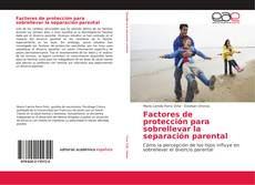 Portada del libro de Factores de protección para sobrellevar la separación parental