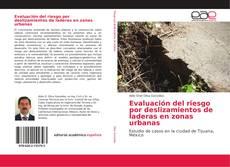 Portada del libro de Evaluación del riesgo por deslizamientos de laderas en zonas urbanas